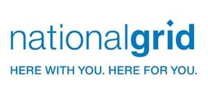 National Grid logo and tagline