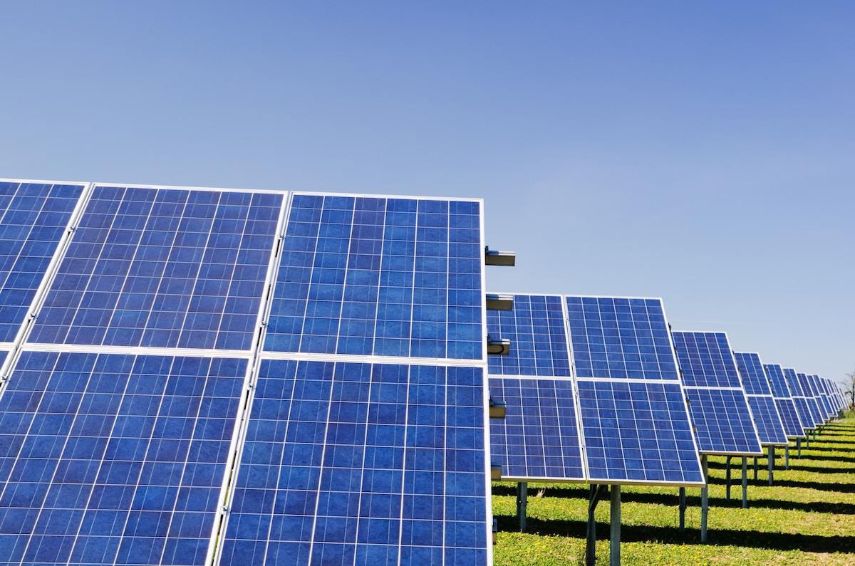 solar panel photo-1